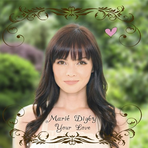 Marie Digby / Your Love (미개봉CD)