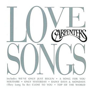 [중고/CD] Carpenters / Love Songs