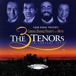 [중고] Luciano Pavarotti, Placido Domingo, Jose Carreras / 3 Tenors In Concert 1994 (4509962002)