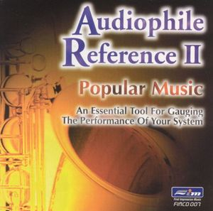 [중고] V.A. / Audiophile Reference II (Popular Music) (24 Bit HDCD)