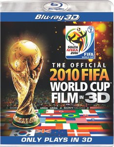 [중고] [Blu-ray] The Official 2010 FIFA World Cup Film 3D (2010년 피파 월드컵/홍보용)