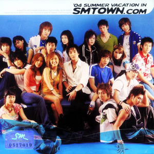 [중고CD] V.A. / 2004 Summer Vacation In Smtown.Com