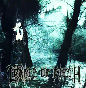 [중고CD] Cradle Of Filth / Dusk And Her Embrace (일본반)