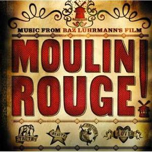[중고CD] O.S.T. / Moulin Rouge (물랑루즈)