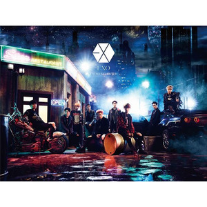 [개봉] 엑소 (Exo) / Coming Over [CD+DVD Limited Edition/일본반/포카포함 A급]