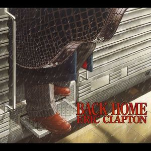 [중고] Eric Clapton / Back Home (CD & DVD Dual Disk/Digipak/수입)