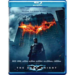 [중고/Blu-ray] 다크나이트 : 블루레이 (Batman: The Dark Knight 2Disc)