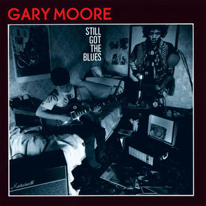 [중고CD] Gary Moore / Still Got The blues (수입)