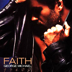 [중고] George Michael / Faith (일본반CD)