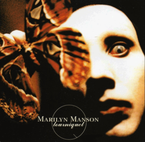 [중고] Marilyn Manson / Tourniquet (Single/수입)