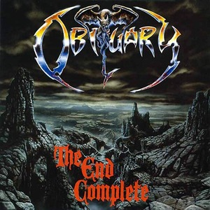 [중고] Obituary / The End Complete (CD)