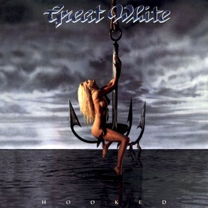 [중고] Great White / Hooked (일본반)