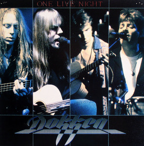 [중고] Dokken / One Live Night (일본반)
