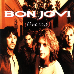 [중고] Bon Jovi / These Days (수입CD)
