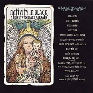 V.A. / Nativity In Black - Tribute To Black Sabbath (미개봉)