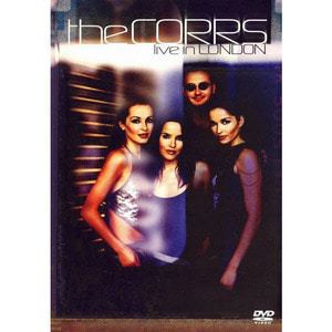[중고/DVD] The Corrs - Live In London (수입)