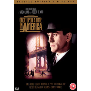 [중고/DVD] 원스 어폰 어 타임 인 아메리카 SE - Once Upon A Time In America Special Edition (2DVD)