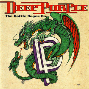 [중고] Deep Purple / The Battle Rages On (일본반)