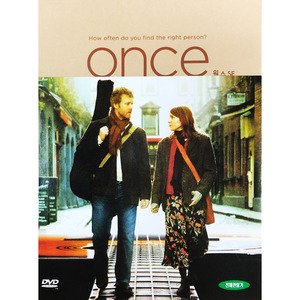 [중고/DVD] 원스 Once SE (1disc, Digipak)