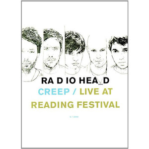 [중고/DVD] Radiohead / creep Live At Reading Festival