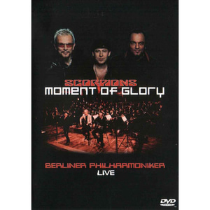 [중고/DVD] Scorpions / Moment Of Glory