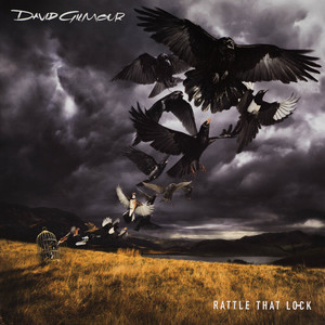 [개봉] David Gilmour - Rattle That Lock (Deluxe Edition CD+Blu-ray/수입)