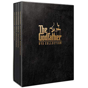 [중고/DVD] Godfather Collection (대부 콜렉션/4DVD)