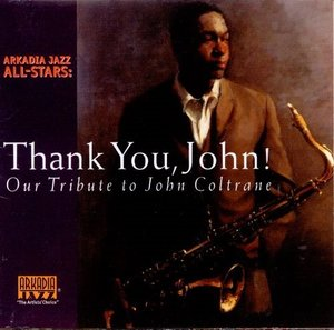 V.A. / Thank You, John Our Tribute to John Coltrane (수입CD/미개봉)