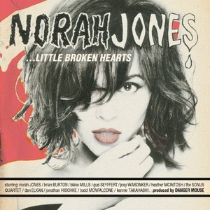 [중고] Norah Jones / ...Little Broken Hearts (Digipack CD)