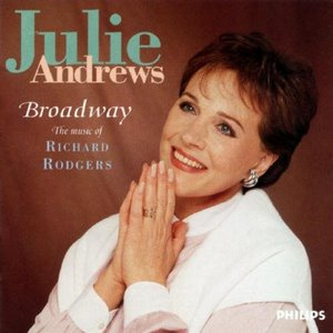 [중고] Julie Andrews / Broadway : The Music of Richard RodgersSearch (dp3503)