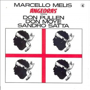 [중고] Marcello Melis & Don Pullen / Angedras (수입CD)