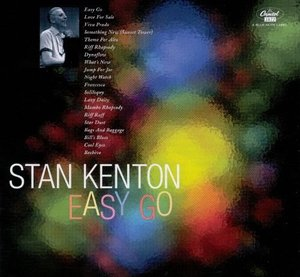 Stan Kenton / Easy Go (수입CD/미개봉)