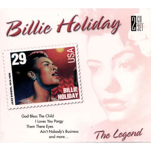 Billie Holiday / The Legend (2CD/수입/미개봉)