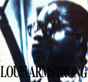 [중고] Louis Armstrong / The Essence Of Louis Armstrong (CD)