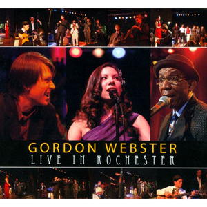 [중고] Gordon Webster / Live In Rochester (Digipak CD/수입)