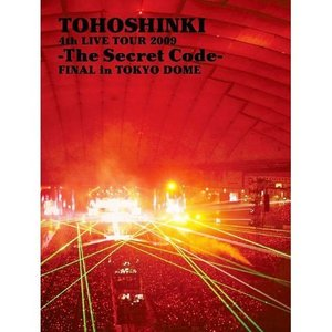 [Blu-ray] 동방신기 (東方神起) 4th Live Tour 2009 ~The Secret Code~ Final in TOKYO DOME (2 Disc 일본반/미개봉)