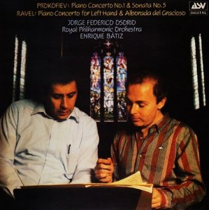 Prokofiev: Piano Concerto No. 1 & Sonata No. 5 / Ravel: Piano Concerto for Left Hand & Alborada del Gracioso (미개봉CD) skcdl0369