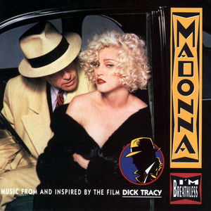 [중고] Madonna / I'm Breathless Dick Tracy OST (일본반CD)