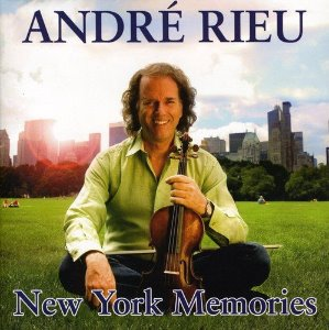 Andre Rieu / New York Memories (미개봉/수입CD)