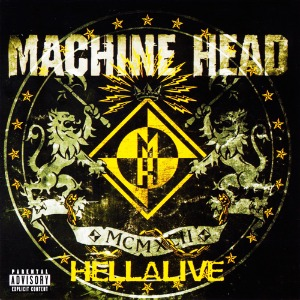 Machine Head / Hellalive (미개봉CD)