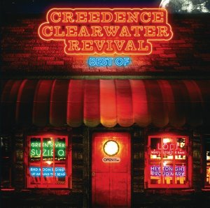 [중고/CD] Creedence Clearwater Revival (C.C.R.) / Best Of (슈퍼주얼케이스/수입)