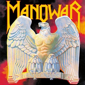 [중고/CD] Manowar / Battle Hymns (수입)