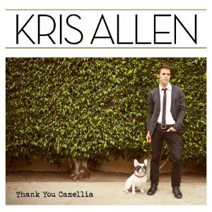[중고/CD] Kris Allen - Thank You Camellia (Standard Version/수입)