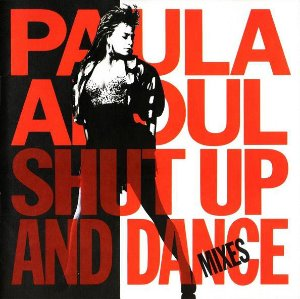 [중고/CD] Paula Abdul / Shut Up And Dance (수입)