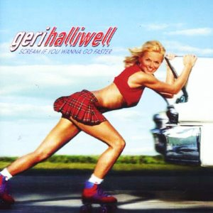 [중고/CD] Geri Halliwell / Scream If Yo Wanna Go Faster