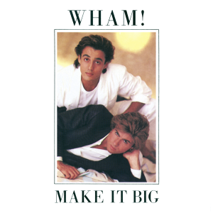 [중고/CD] Wham! / Make It Big