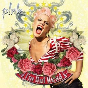 [중고] Pink / I'm Not Dead (CD+DVD)