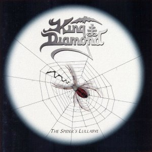 [중고CD] King Diamond / Spider's Lullabye (일본반)