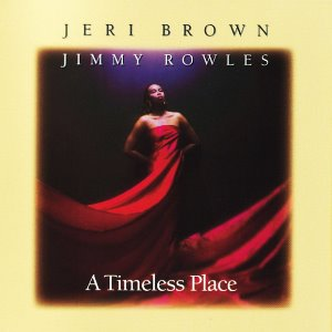 [중고CD] Jeri Brown, Jimmy Rowles / A Timeless Place (수입)
