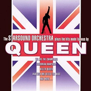 Starsound Orchestra / Plays the Hits Made Famous by Queen (미개봉CD)